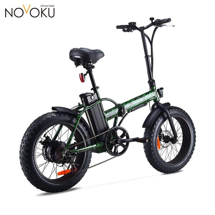 LEEF8130-X4 vélo pliant électrique
