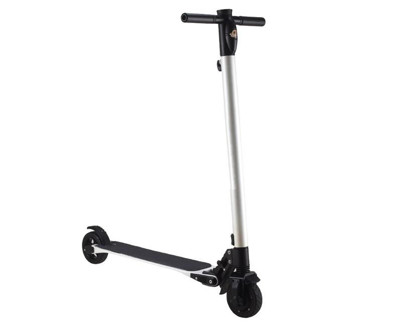 Nouveau scooter électrique en fibre de carbone de 5,5 pouces bon marché