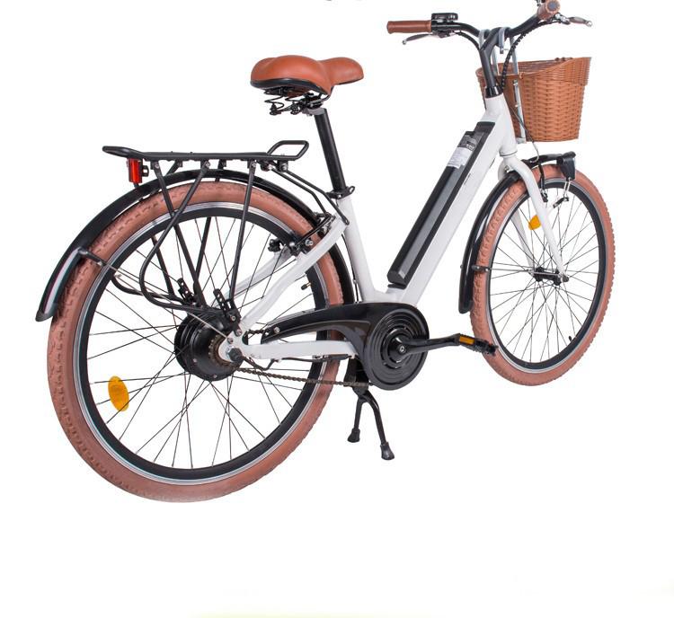 Vélo de ville électrique LEEW1720-1