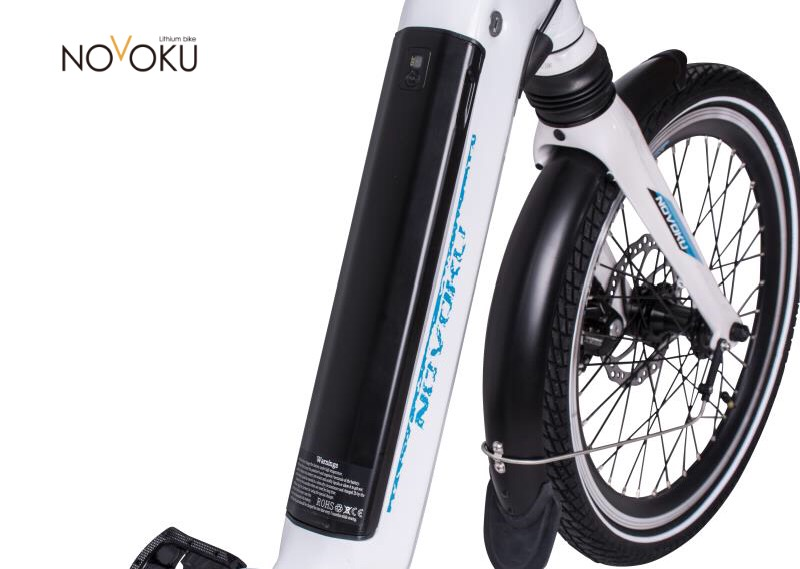 LEEF 8630 Eletric Folding Bike