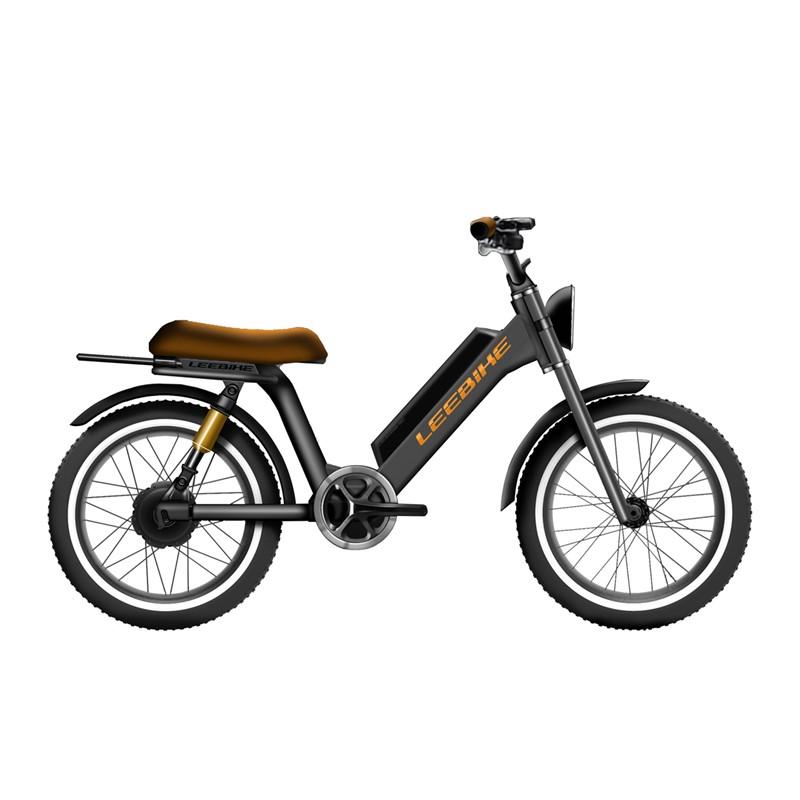 Vélo électrique Leebike