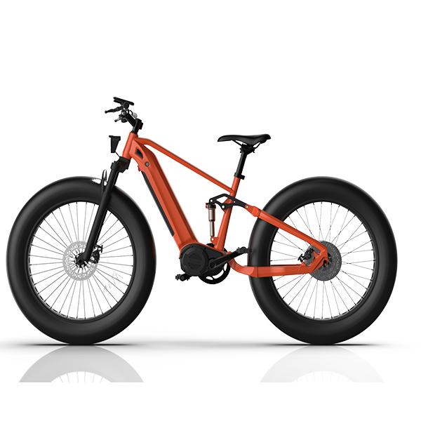 Vélo de montagne électrique LEEM 2110-1