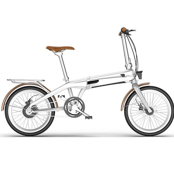 Vélo pliant électrique Fox 20 pouces