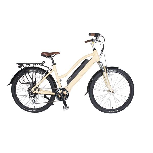 Vélo de ville électrique LEEW 1722